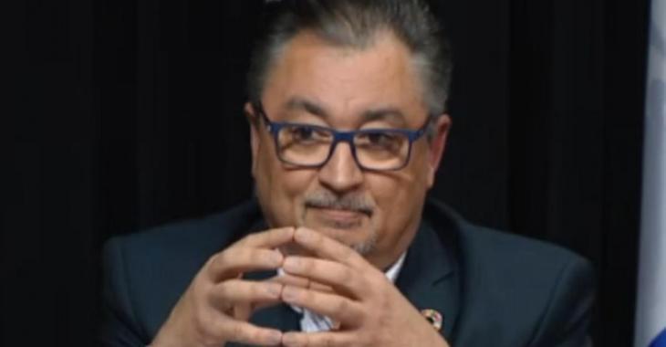 Port du masque obligatoire: «Je pourrais le faire, c'est moi qui décide», dit le Dr Horacio Arruda
