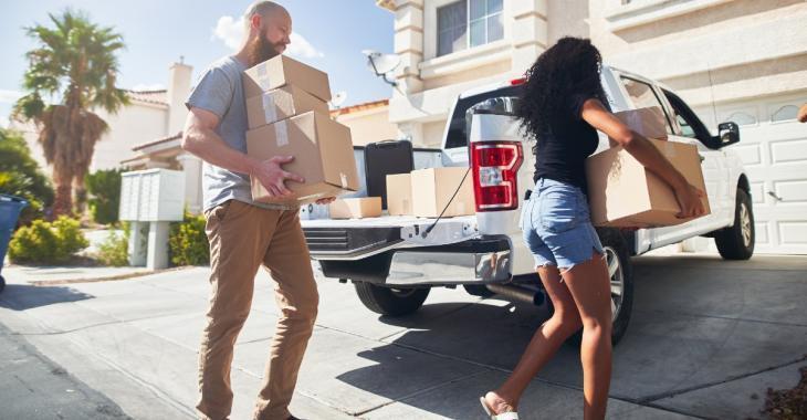 La Sûreté du Québec adresse un message important aux personnes qui déménagent
