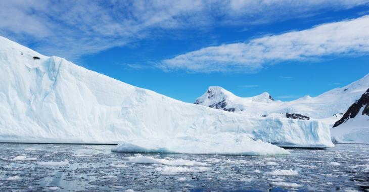Le réchauffement climatique est 3 fois plus rapide au Pôle Sud que dans le reste du monde