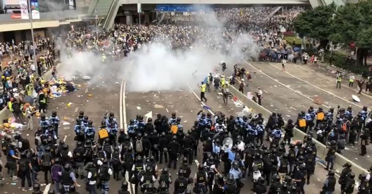 La Chine impose la loi pour réprimander le séparatisme à Hong Kong