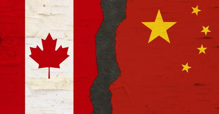 La Chine appelle ses citoyens au Canada à «faire preuve de prudence»