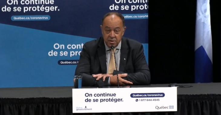 «Les fautifs devront être sanctionnés et nous n'hésiterons pas à fermer des établissements au besoin», dit le ministre de la Santé