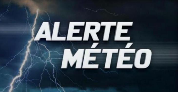 Risques d'orages violents pour plusieurs secteurs du Québec aujourd'hui et demain