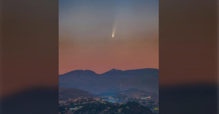 Une nouvelle comète sera visible à l'oeil nu alors que celle-ci se rapproche de la Terre.