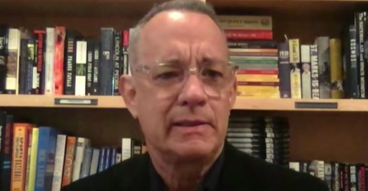 COVID-19: Tom Hanks brise le silence concernant ses symptômes