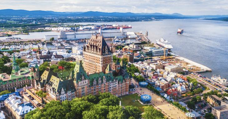 Un magazine spécialisé classe Québec comme étant la meilleure destination au Canada.