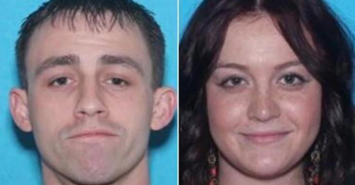 Un homme au volant d'une voiture volée fonce sur une femme au volant... d'une voiture volée.
