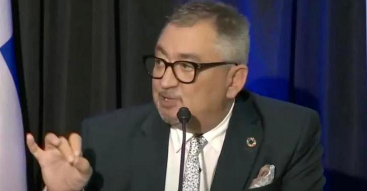 Le Dr Horacio Arruda lance un important avertissement à la population