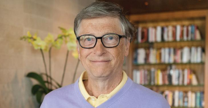 Bill Gates répond aux théories du complot le concernant