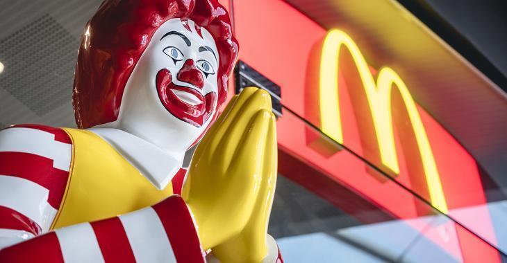 McDonald's impose le port du masque dans tous ses restaurants aux États-Unis