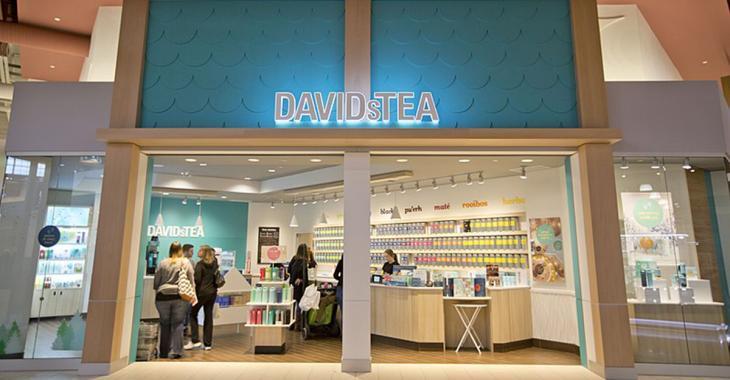 DavidsTea ferme 82 magasins: voici les 7 endroits qui resteront ouverts au Québec