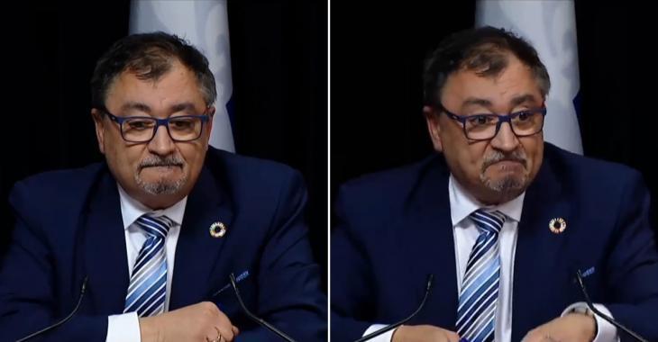 Le Dr Horacio Arruda porte plainte à la SQ après la diffusion de son adresse sur les réseaux sociaux