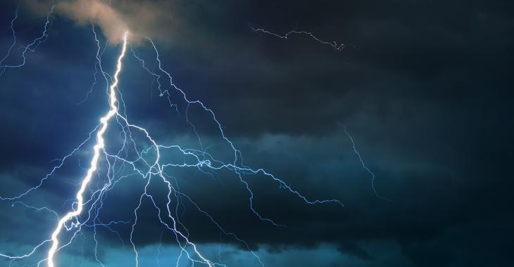 ALERTE MÉTÉO: Orages violents, pluies abondantes, forts vents et grêlons ce dimanche