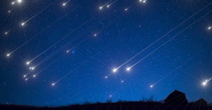 Le Québec aura droit à tout un spectacle d'étoiles filantes dans la nuit du 11 au 12 août