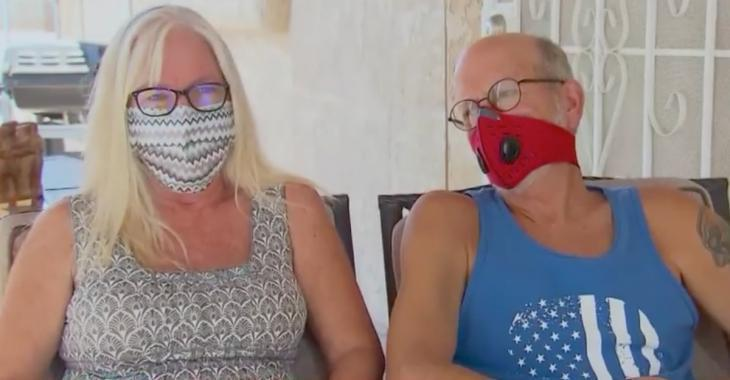 Un couple qui ne croyait pas à la COVID-19 change d'avis après l'avoir attrapé