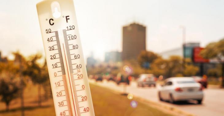 Les fortes chaleurs reviennent en force sur le Québec.