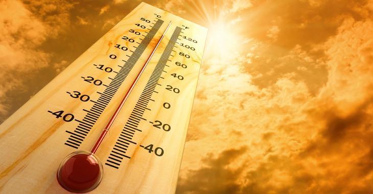 Fortes chaleurs et humidité pour au moins deux semaines