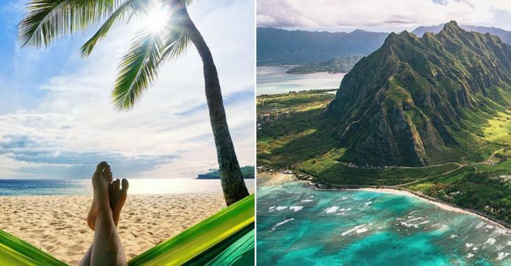 Des vols pour Hawaï à 396$ et les Canadiens n'ont même pas besoin de faire une quarantaine