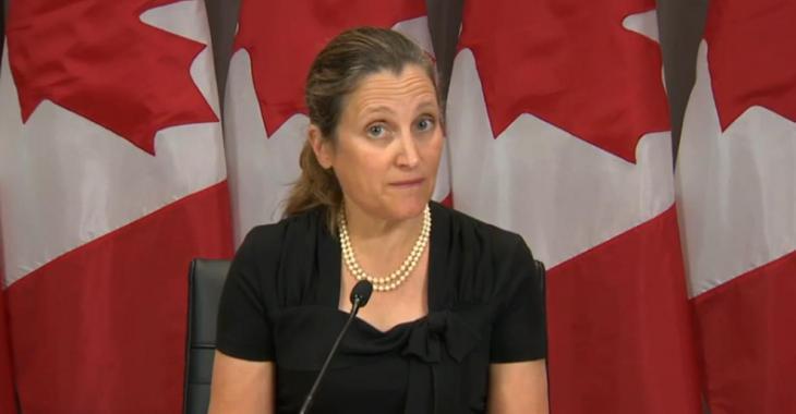 Aluminium: la réponse du Canada sera «rapide et forte»