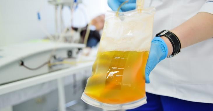 Le plasma convalescent pourrait jouer un rôle important dans la lutte contre la COVID-19