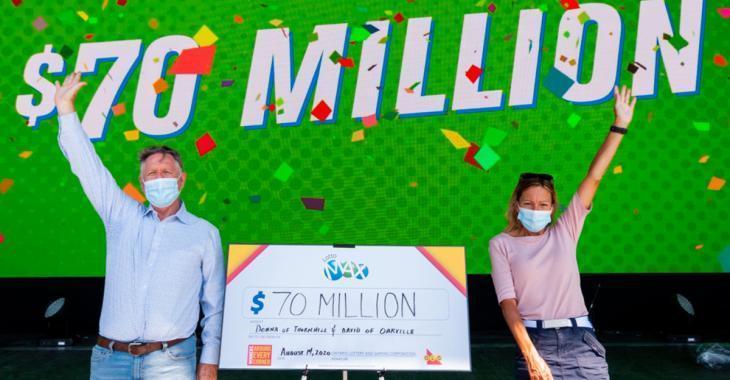Deux amis et anciens collègues remportent 70 millions après plus de 10 ans à jouer en groupe