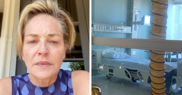 Sharon Stone reproche aux anti-masques d'avoir contaminé sa soeur