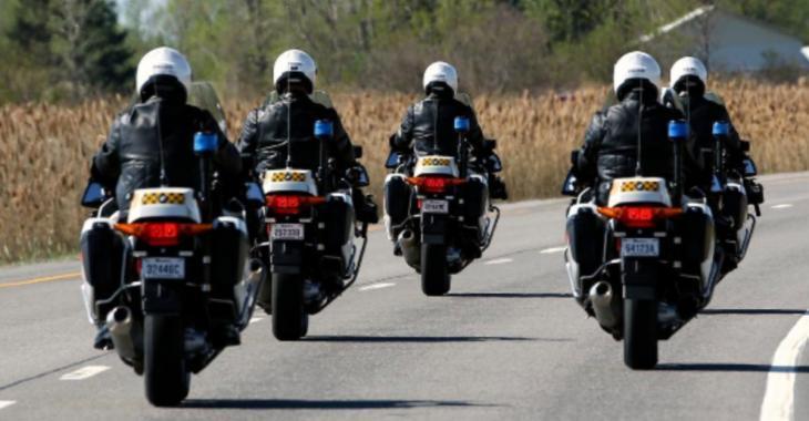 La Sûreté du Québec aura les motocyclistes à l'oeil dans les prochains jours