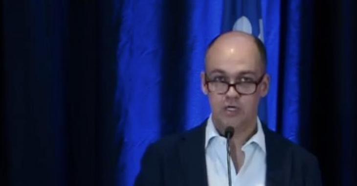 Guy Nantel promet la souveraineté du Québec en deux ans s'il est élu