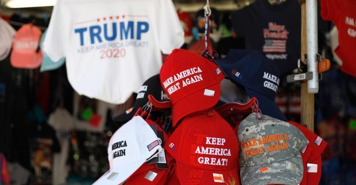 Donald Trump invite la population à boycotter les pneus Goodyear.