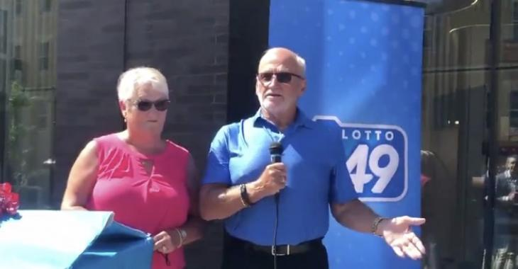Un homme remporte le gros lot à la loterie pour une deuxième fois dans sa vie!