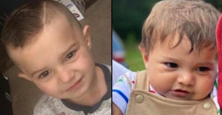 Deux frères d'un et trois ans meurent après s'être enfermés à l'intérieur d'une voiture dans laquelle la température a grimpé à 57 °C.