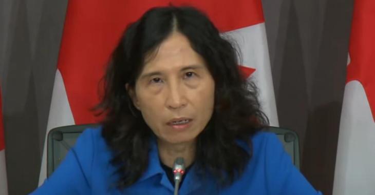 Le Canada devrait songer à décriminaliser les drogues dures, selon la Dre Theresa Tam