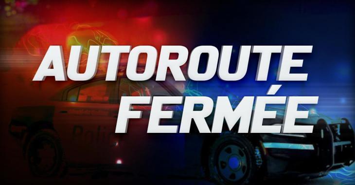 DERNIÈRE HEURE: Violent accident sur l'autoroute 20
