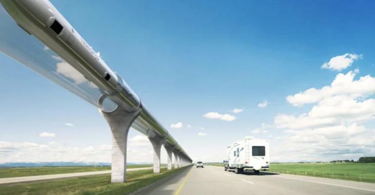 L'entreprise canadienne Transpod pourrait avoir l'appui du gouvernement albertain pour l'éventuelle construction d'un «hyperloop».