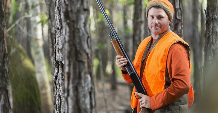 """Tuer des animaux, ce n'est pas violent"""" déclare le président d'une association de chasseurs."""