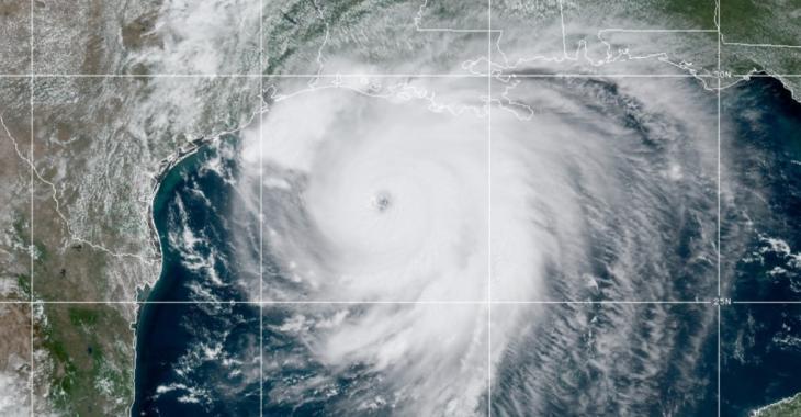 L'ouragan Laura passe en catégorie 4 et est qualifié d'«extrêmement dangereux»
