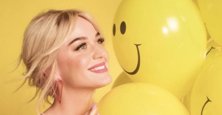 Katy Perry a accouché d'une petite fille et elle lui a donné un prénom magnifique