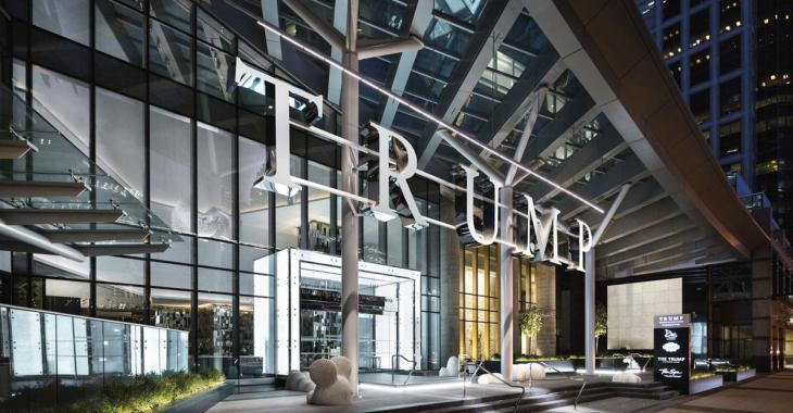 Le dernier hôtel de Donald Trump au Canada ferme ses portes.