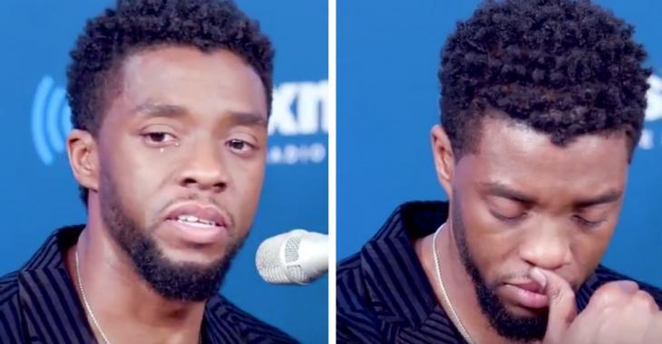 Une vidéo bouleversante de Chadwick Boseman refait surface après sa mort