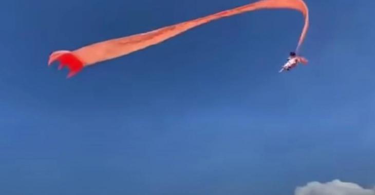 Une fillette de 3 ans projetée dans les airs par un cerf-volant