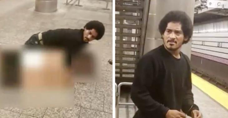 Un homme tente de violer une femme dans le métro devant des témoins