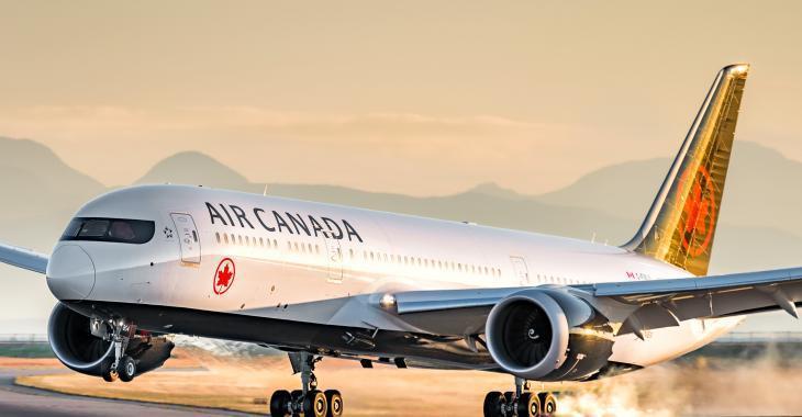 Air Canada offre gratuitement une assurance COVID-19.