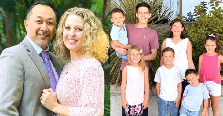 Un couple adopte 7 frères et sœurs après la mort de leurs parents