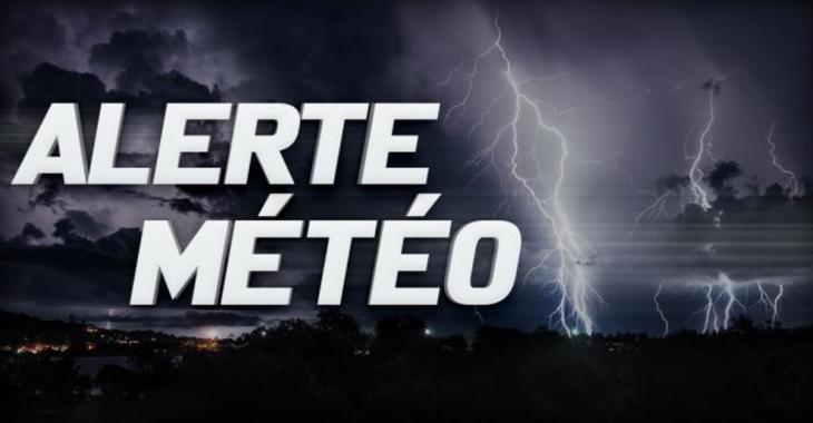 Risques d'orages violents et de tornades dans plusieurs secteurs du Québec