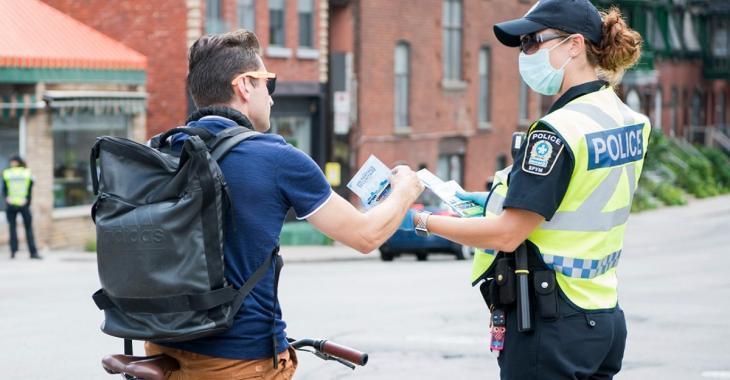 De nombreux Québécois contestent leurs amendes pour non-respect des mesures sanitaires