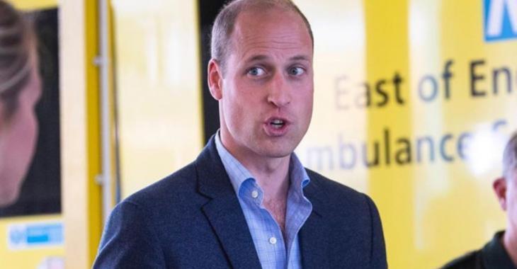 Le prince William crée une controverse après une activité père-fils.