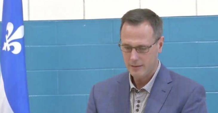 Le Ministre Roberge tente de rassurer la population concernant la rentrée scolaire