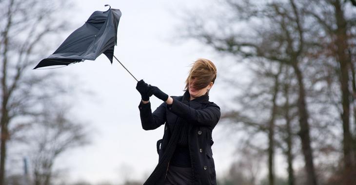 Tempête automnale avec de forts vents pour terminer le long week-end
