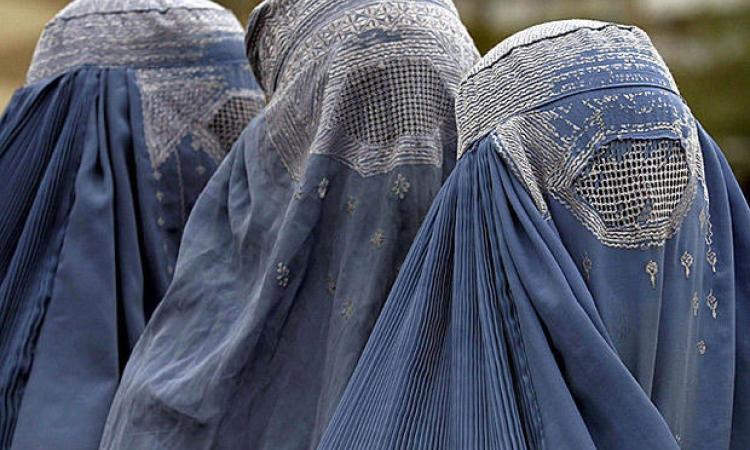 La burqa interdite!