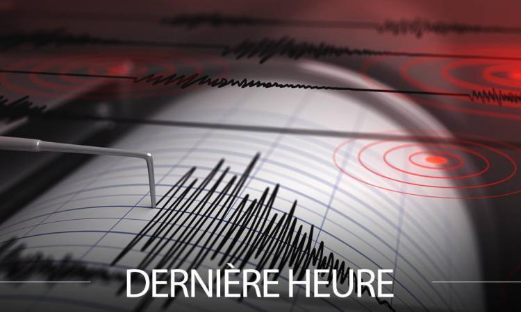 DERNIÈRE HEURE: Un tremblement de terre a frappé le Québec